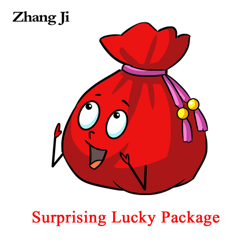 New Arrival Zhangji Brands Shopping Week Special Link Surprising Lucky Package For Customers Only 0.99$