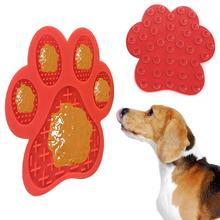 lick Silicone Dog Lick Pad Pet Dog Feeder Bowl For Bath Distraction Easy Grooming Dog Bath Buddy Slow Food Anti Slip Sucker Lick Pad