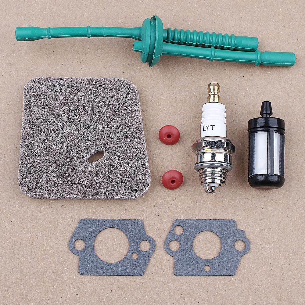 Air Fuel Filter Line Pipe Turn Up Kit for <font><b>Stihl</b></font> FC55 <font><b>FS38</b></font> FS45 FS46 FS55 FS75 FS85 FS80 HL75 Trimmer Spare <font><b>Parts</b></font> image
