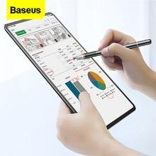 Baseus קיבולי Stylus מגע עט עבור Apple iPhone סמסונג iPad פרו מחשב לוח מגע מסך עט נייד טלפונים חרט ציור עט