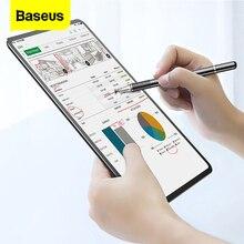 Baseus lápiz táctil capacitivo para Apple, iPhone, Samsung, iPad Pro, PC, tableta, lápiz de dibujo