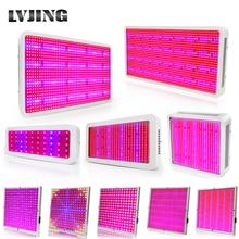 20W ~ 1600W 전체 스펙트럼 LED 식물 꽃 식물에 대 한 빛 램프를 성장 Veg 수경 법 시스템 성장/꽃 Dropshipping 허용
