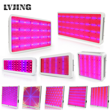 20W ~ 1600W Volledige Spectrum Geleid Planten Groeien Licht Lampen Voor Bloem Plant Veg Hydrocultuur Systeem Groeien/bloei Accepteren Dropshipping