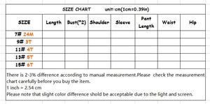 Image 5 - Conjunto de ropa de verano para niños, camiseta con estampado floral y pantalones cortos rasgados, WLG, 2 uds.
