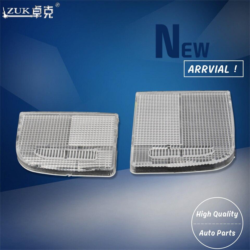 ZUK Car Styling Dome Light Lens Reading Lamp Cover Cap Housing For HONDA ACCORD CIVIC ODYSSEY CRV VEZEL FIT JAZZ CITY INSIGHT