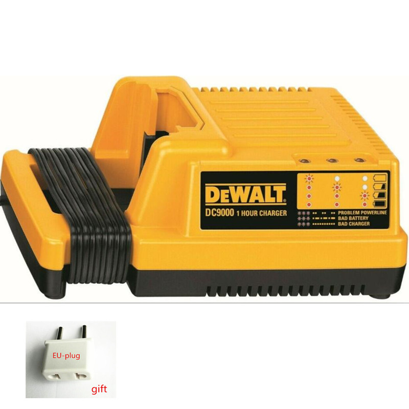 <font><b>220</b></font>-240V DC9000 charger DeWalt HEAVY-DUTY 36 VOLT 28V <font><b>36V</b></font> 1 HOUR BATTERY CHARGER image