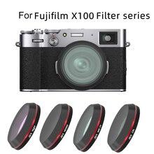 Kamera Lens filtresi aksesuarları UV CPL ND64 ND1000 yıldız gece Fujifilm Fuji X100V X100F X100T X100S X100 dijital fotoğraf makineleri