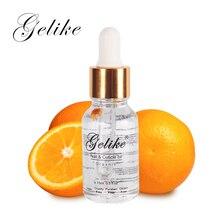 Gel Nail Nutrition Oil Cuticle Fruity Lemon Lily 15ml Cuticle Revitalizer Oil Treatment Moisturizing Skin Nail Art Polish