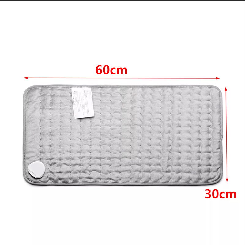 Furniture - Electric Heating Pad Blanket Heat Pads For Back Neck Pain Relief Aesthetic Thermal Blanket Calming Heat Massaging Heating Pad