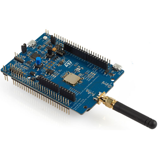 1/PCS LOT B-L072Z-LRWAN1 STM32 LoRa Discovery Kit Sx1276 All-in-one Open Module 100% New Original
