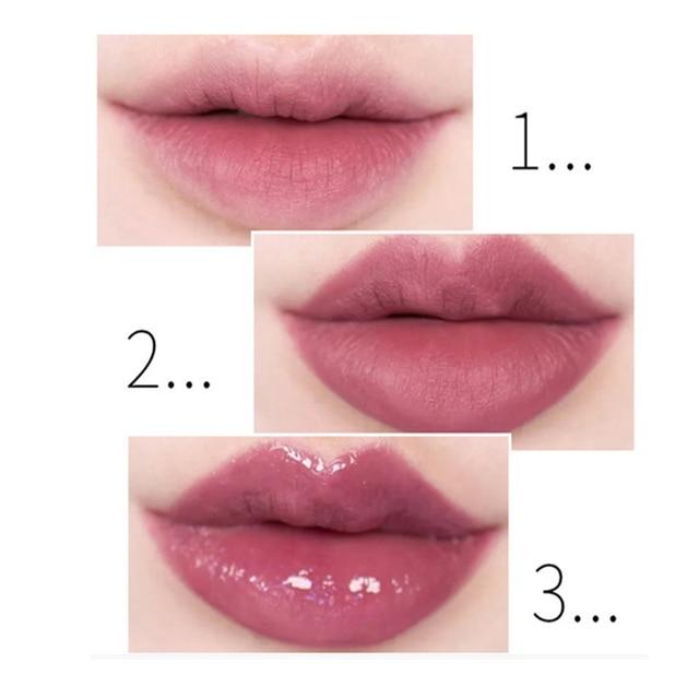 5 мл 3d супер объем плотное блестящее пальто для губ блестящий фотография