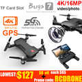 Profesional mjx bichos 7 B7 GPS Drone quadcopter con 4K video cámara rc quadrocopter pieza inteligente gps siguientes multicopter del E520S
