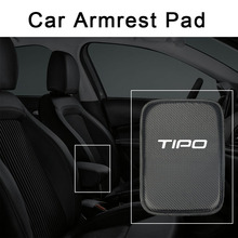 Car-Seat-Armrest-Pad Fiat Tipo Car-Accessories Interior Car-Styling for Automobiles High-End