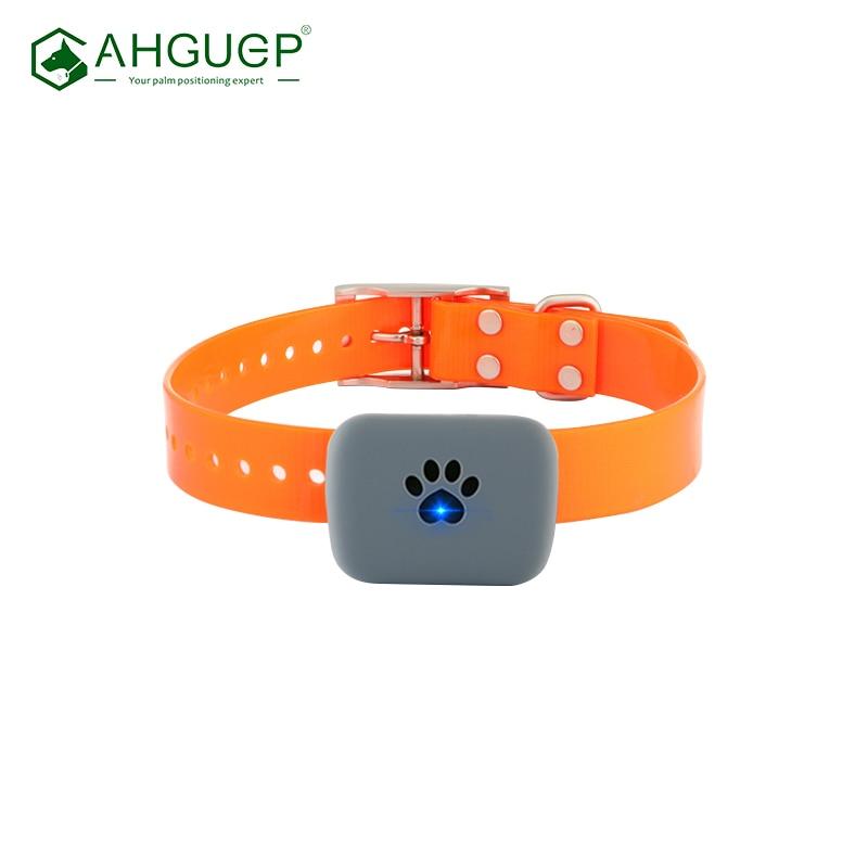 Pet GPS Rastreador Anti perdido rastreamento em tempo Real À Prova D' Água GSM 2g Mini Localizador Rastreador Coleira de Cachorro Animais