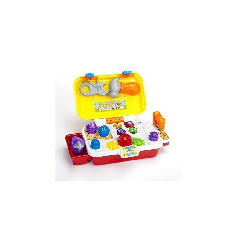 Tool Box Learn Ingls Toy Store