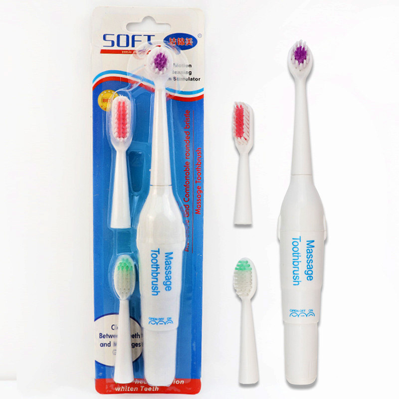 Electric Toothbrush For Adults/ Kids Sonic Brush Ultrasonic Oral Whitening Teeth vibrator Wireless Charge Waterproof Tooth Brush image