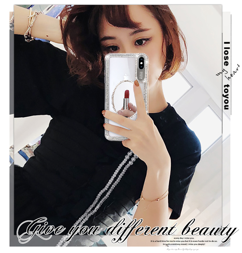 H29fd7180a69741c9b3d9796442ae4abcr Luxury Bling Glitter With Finger Ring Case For iPhone X 8 7 6 6S Plus XR XS 11 Pro Max Cover Fashion Diamond Soft TPU Phone Case