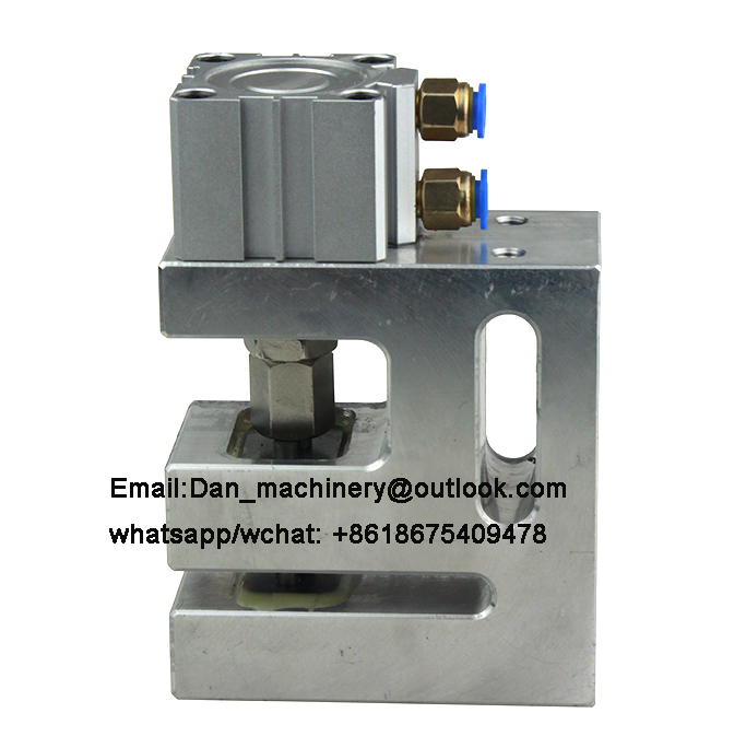 30*6*9 Butterfly Handle Hole Pneumatic Punching Machine