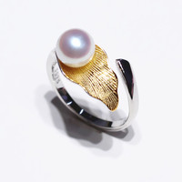 Ring Mountings Base Findings Wholesale 925 pure silver Ring Setting Base Adjustable Ring Jewelry Setting Parts