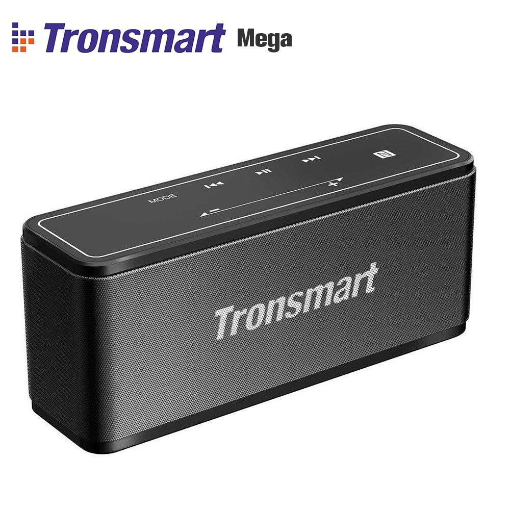 [В наличии] Tronsmart Element Mega 40 Вт NFC портативная Bluetooth Колонка DSP 3D цифровой звук уличная портативная мини-видеоколонка