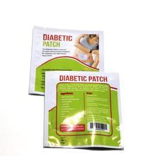 12 шт. = 2 сумки Диабет Штукатурка диабетический пластырь для взрослых Низкий уровень сахара патч диабетические патчи для продажи