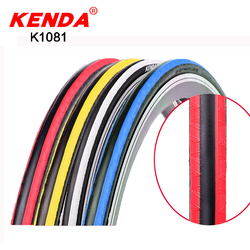 KENDA bicycle tire 700C rim 700x23C 60TPI colored road bike tires 700 23C pneu bike red ultralight 300g cycling tyres 6 color