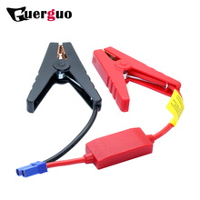 10PCS Emergency Lead Cable Battery Alligator Clamps Clip For Car Trucks Jump Starter Charging Starting System Battery