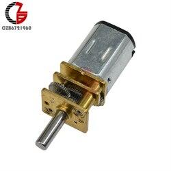 Двигатель постоянного тока 3 в 6 в 12 В 30 60 100 200 300 400 500 600 800 1000 2000 об/мин, линейный двигатель для веера, автомобиля, хобби, игрушки, RC автомобиль