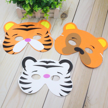 1Pc Creative Forest Animals Children's Mask Party Adults And Children's Activity Mask Toys