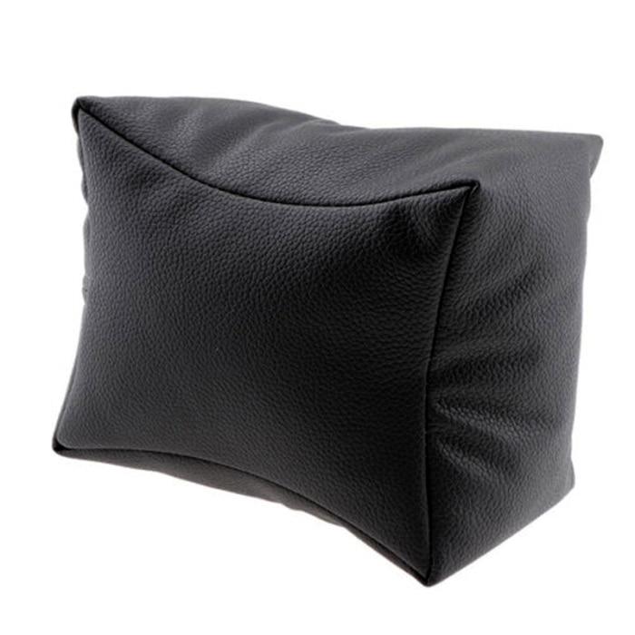 couro do plutônio travesseiro de alta qualidade moda smj