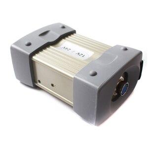Image 4 - Beste Qualität MB Star C3 Volle Chip Unterstützung 12V & 24V MB C3 Stern Diagnose Werkzeug MB Sterne c3 Multiplexer Tester