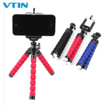 Universal Flexible Mini Octopus Tripod Bracket Holder Mount Phone Camera Selfie Stick Mobile