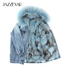 2019 สุภาพสตรีแจ็คเก็ต Fur outerwear