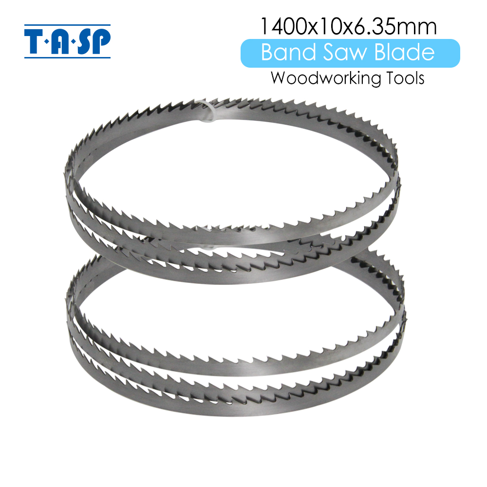 TASP 2pcs Band Saw Blade 1400(55-1/8