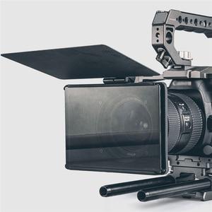 Image 2 - Mới Mini Di Động Matte Box Cho Tilta MB T15 Camera Lens Hood Dành Cho Máy Ảnh DSLR Máy Ảnh Không Gương Lật Các Bộ Phận Dự Phòng Sợi Carbon Top FENDER