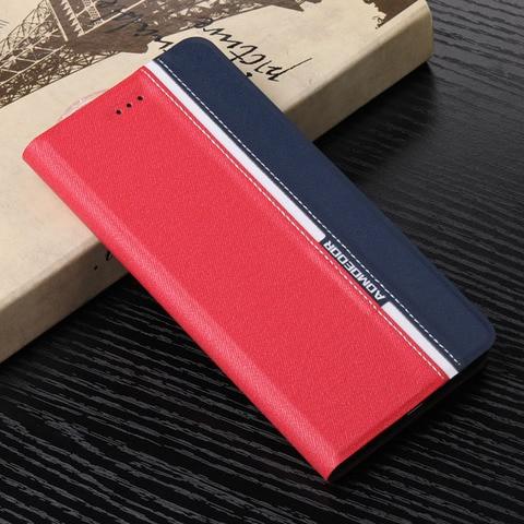 Leather Flip Case For Xiaomi Mi Note 3 CC9 CC9E 9 Se 9T Pro Mi 6 8 6X 5X A1 A2 A3 Lite Mix 2 2S 3 Pocophone F1 Phone Cover Cases Islamabad