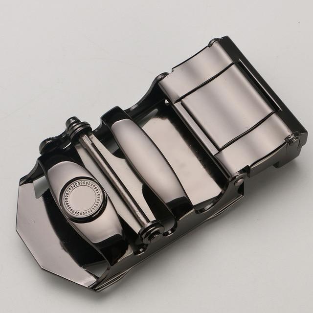 Fashion Luxury Alloy Automatic Belt Buckles 4