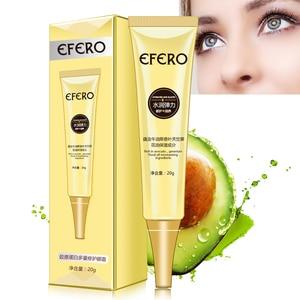 Anti Winkles Eye Cream Anti Aging Remove Dark Circles Anti-Puffiness Eyes Cream Eye Serum Under Eye Bags Removal Cream Skin Care(China)