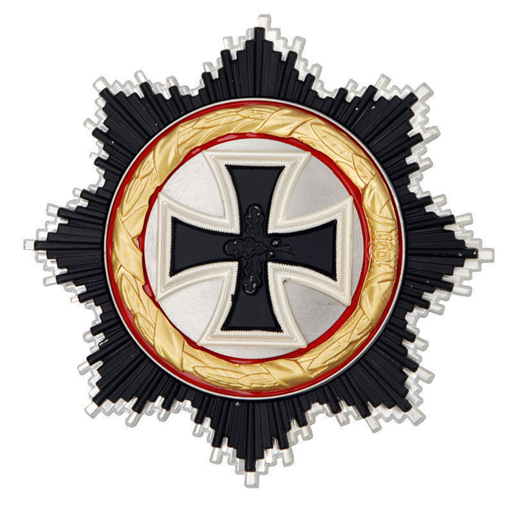 WWII WW2 GERMAN OFFICER ADMIRAL KNIGHT IRON CROSS MEDAL INSIGNIA ORDER BADGE