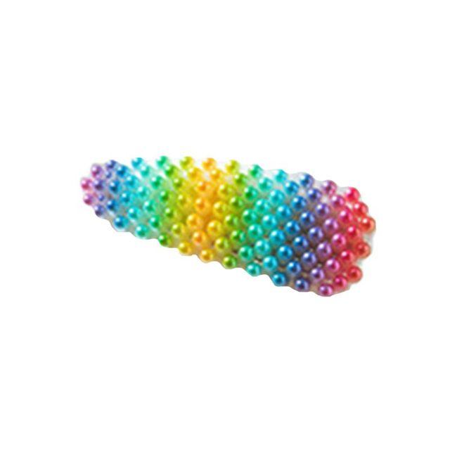 Women Fresh Rainbow Faux...