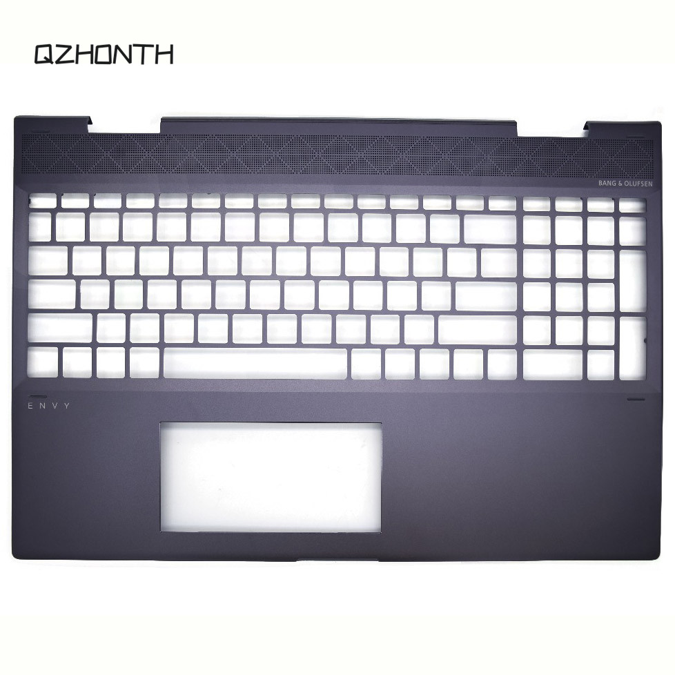 Laptop Palmrest without Keyboard Touchpad For <font><b>HP</b></font> <font><b>ENVY</b></font> <font><b>x360</b></font> <font><b>Convertible</b></font> 15-CP 15-cp0012AU 609939-001 image