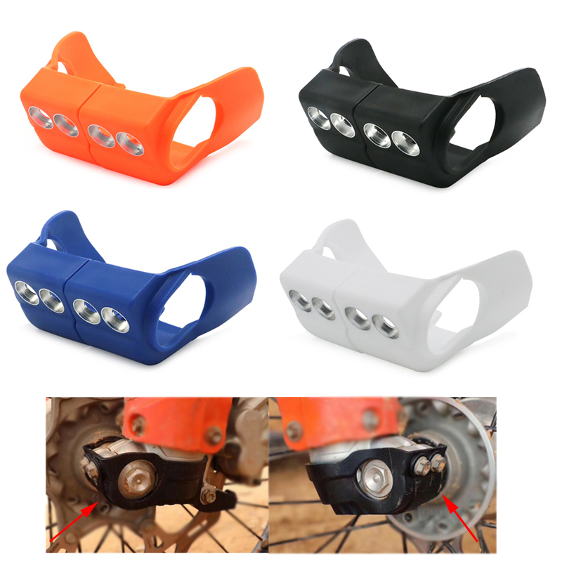 Front Lower Fork Leg <font><b>Shoe</b></font> Guard Cover For KTM SX125 SX150 SXF250 <font><b>350</b></font> 450 XCF250 <font><b>350</b></font> 450 SX250 XC XCW EXCF 2016 2017 2018 2019 image