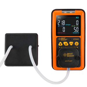 Image 3 - AS8900 Multi Gas Monitor Handheld Gas Detector Zuurstof O2 Hydrothion H2S Koolmonoxide Co Brandbaar Gas 4 In 1 Gas analyzer