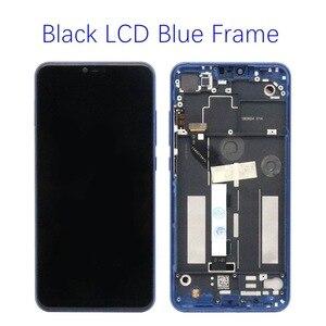 Image 2 - טרפלגר תצוגה עבור Xiaomi Mi 8 לייט LCD תצוגת Mi8 לייט מגע מסך עבור Xiaomi Mi 8 תצוגת לייט עם מסגרת מסך להחליף