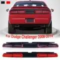 NEUE Auto Zubehör Rücklicht LED Rücklicht Voll Führte Licht Bar und Sequentielle Anzeige Fit für Dodge Challenger 2008 2014