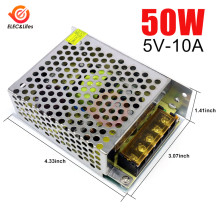 AC 110 V/220 V do DC 5V 20W 25W 50W zasilacz impulsowy transformator do LED taśmy inteligentnego domu(China)