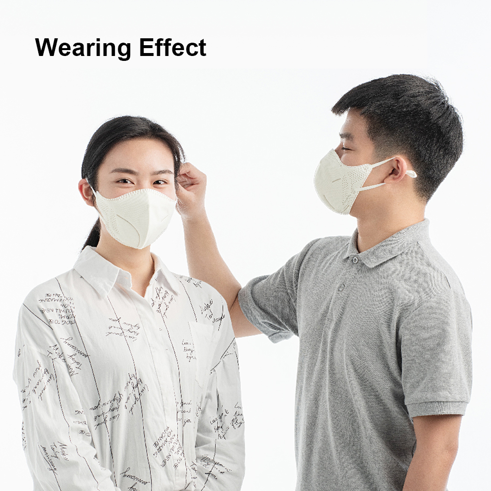 1 5 10 20 Pcs Masque Anti Pollution Masks melt blown Non woven 5 Layer Mask Reusable Mouth Caps