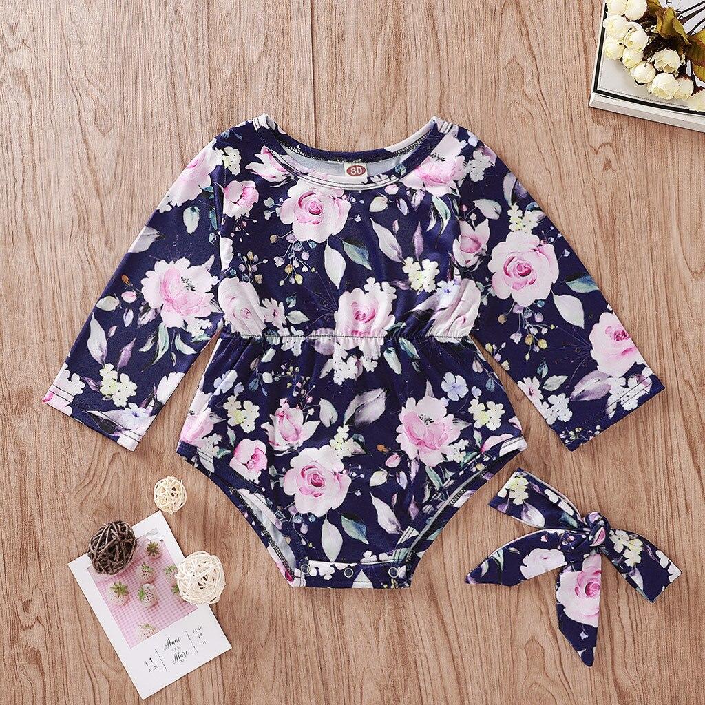 Baby Bodysuit Long Sleeve Baby Body Neonato Clothes Baby Girl Onesie Funny Bodies Bebe Algodon Body Dla Dziewczynki New Print Z4