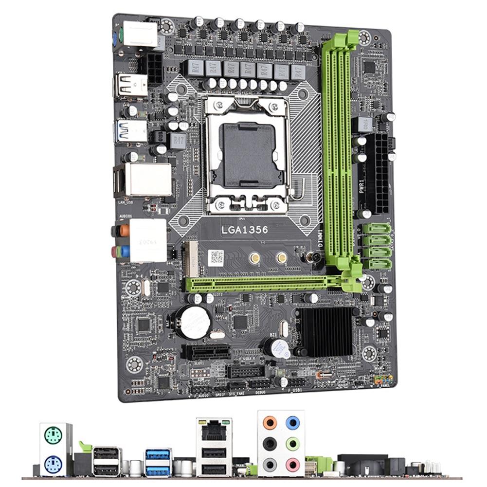 X79A Stable ordinateur accessoires mémoire électronique sport pièces serveur CPU PCI E jeu carte mère accessoires professionnel 1356
