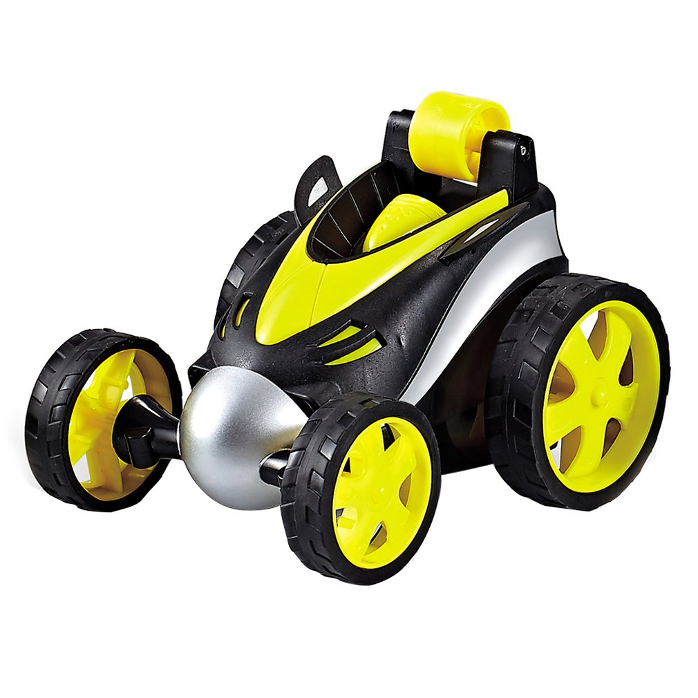 Hot Wireless Remote Control Car Rolling Rotating Tumbling Stunt Dump Truck Toys Electric RC Dancing Car Vehicle Kids Gifts